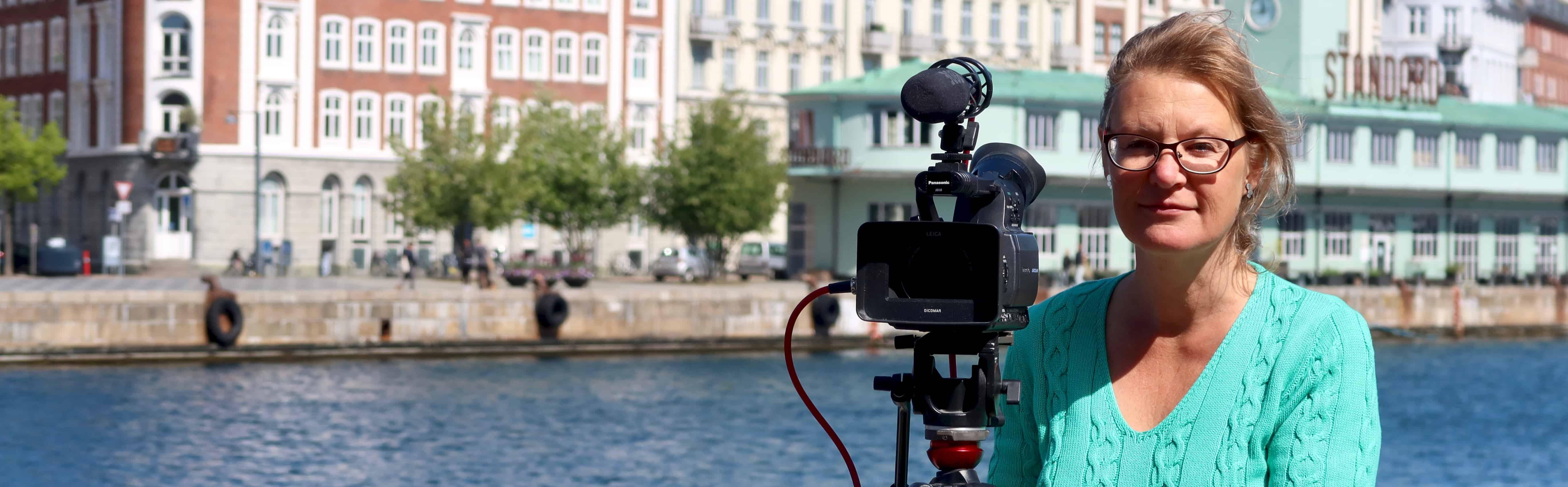 Anette Olsen_Videokamera